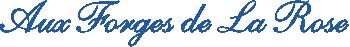 auxforgesdelarose-logo